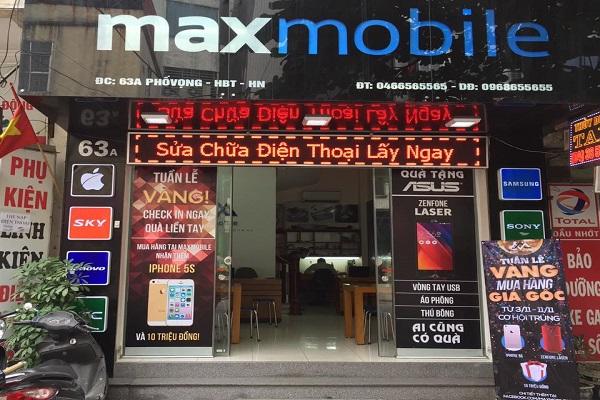 Giới thiệu về MaxMobile