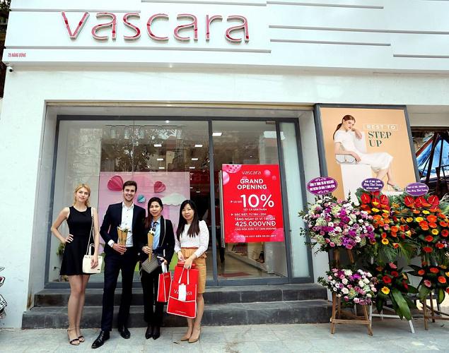 Chất lượng của Vascara luôn được đảm bảo