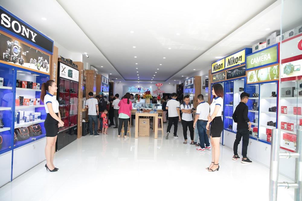 Hình ảnh một cửa hàng của Zshop