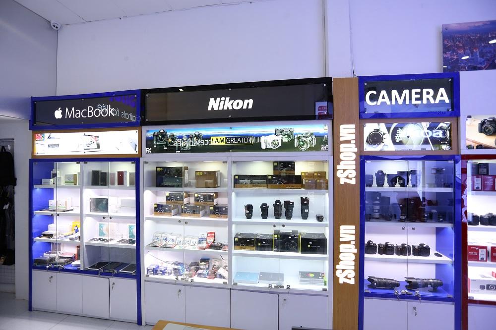 HÌnh ảnh một số sản phẩm được bày bán tại Zshop