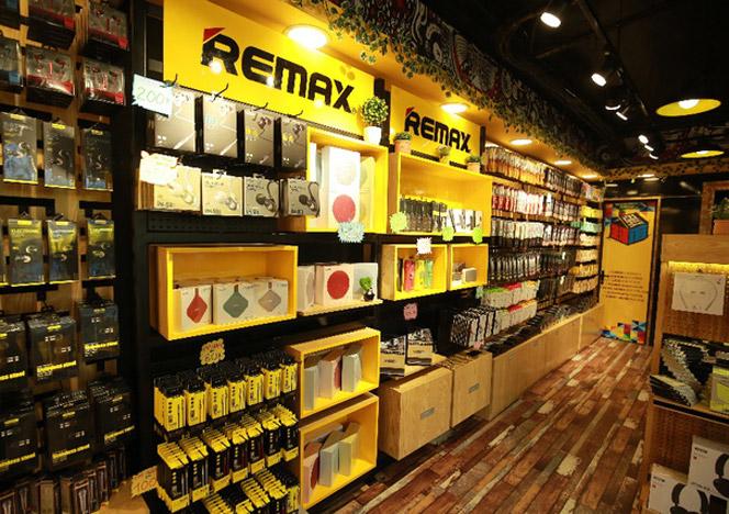 Không gian mua sắm tại Remax Vietnam