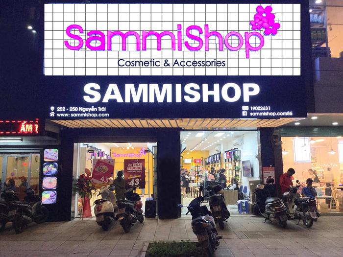 Hình ảnh cửa hàng Sammi Shop tại Hà Nội