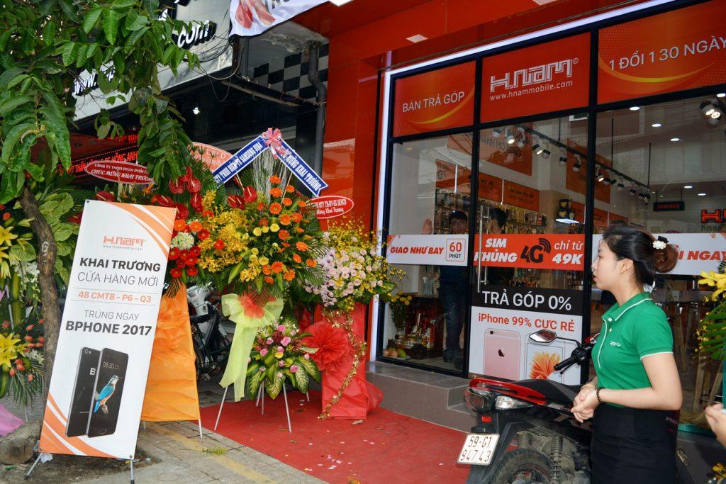 Hình ảnh cửa hàng Hnam Mobile