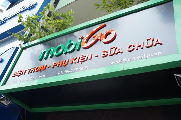 Cửa hàng điện thoại di động Mobigo