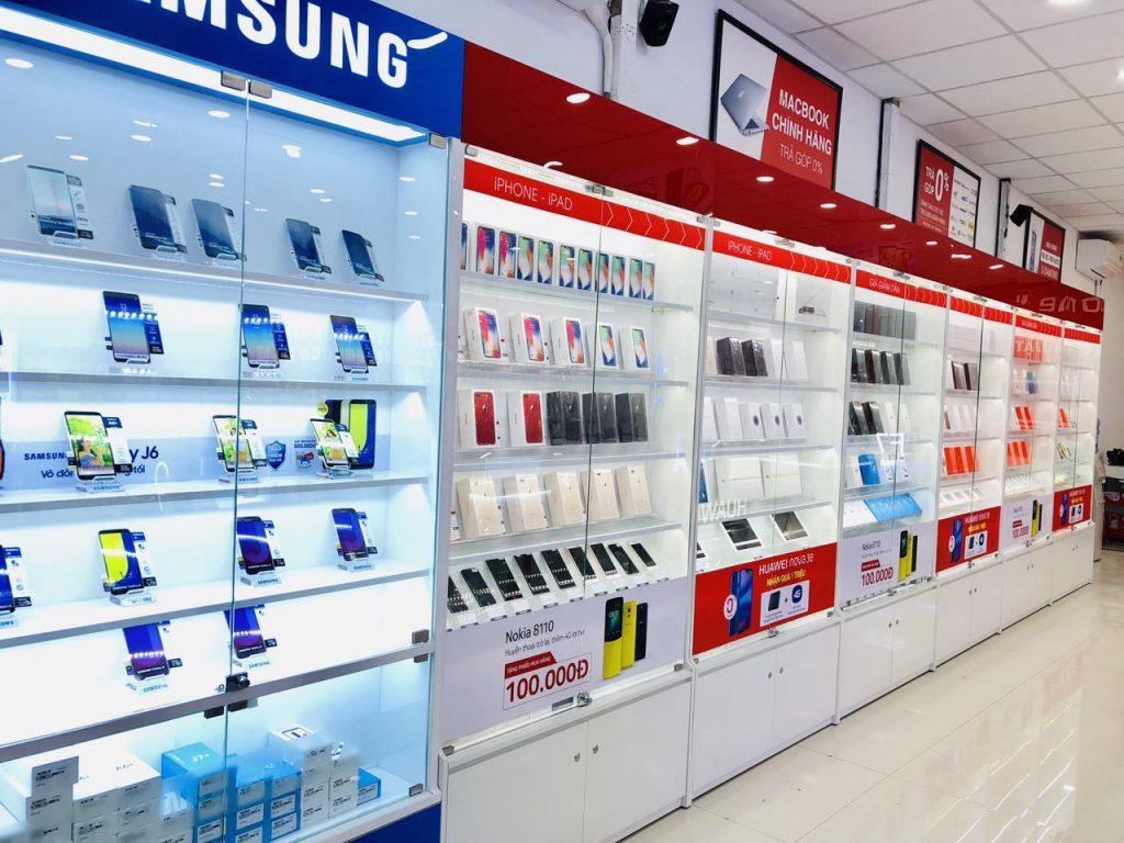 Hình ảnh cửa hàng Cellphones