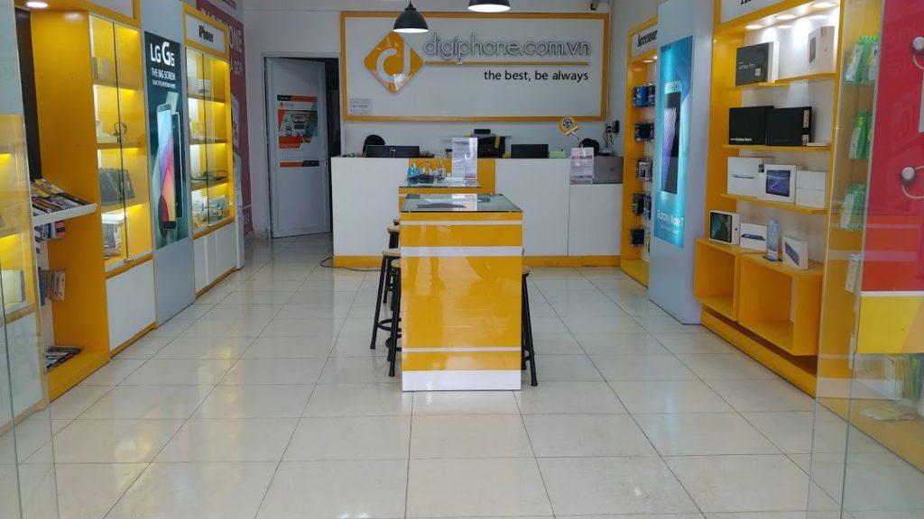 Hình ảnh cửa hàng Digiphone
