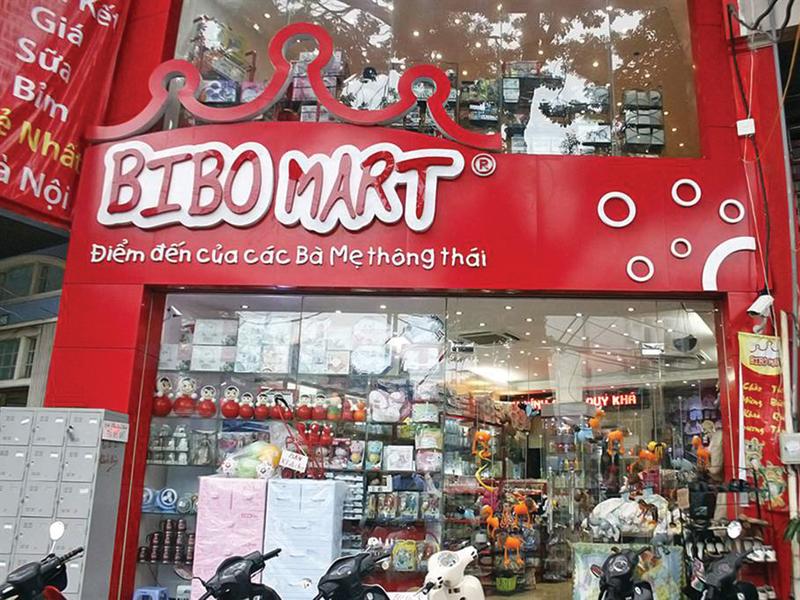 Shop Đồ Chơi Trẻ Em: Bibo Mart