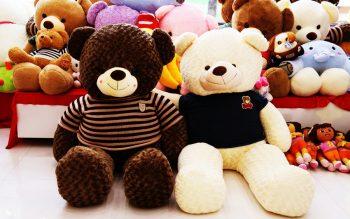 Shop Bán Gấu Bông: Gấu Bông Vip