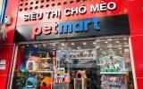 Shop phụ kiện Chó Mèo: Pet Mart