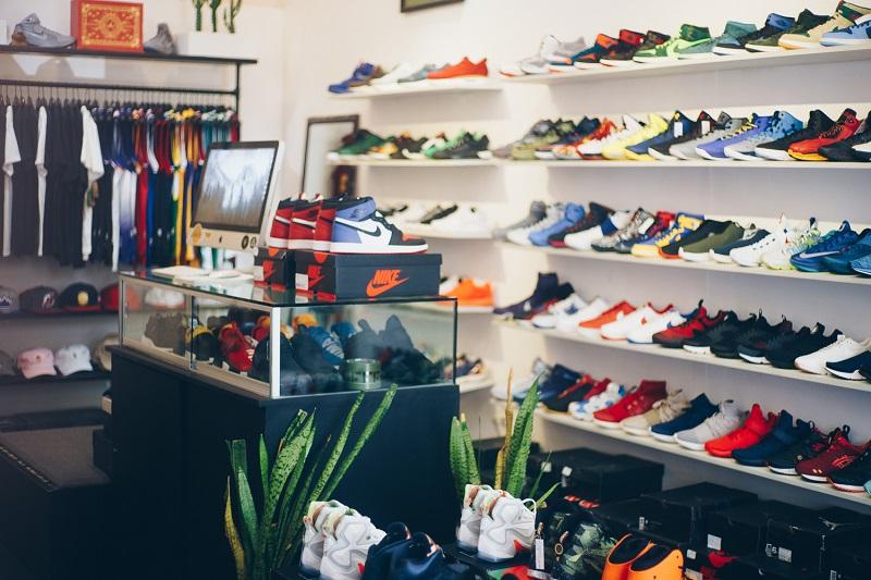 Shop Giày Thể Thao Tại TPHCM: Saigon Sneaker Store