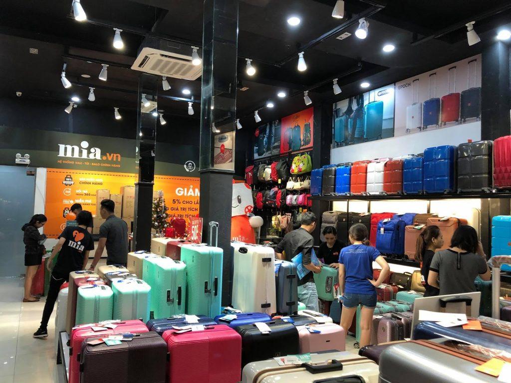 Shop Balo Tại TPHCM: Mia
