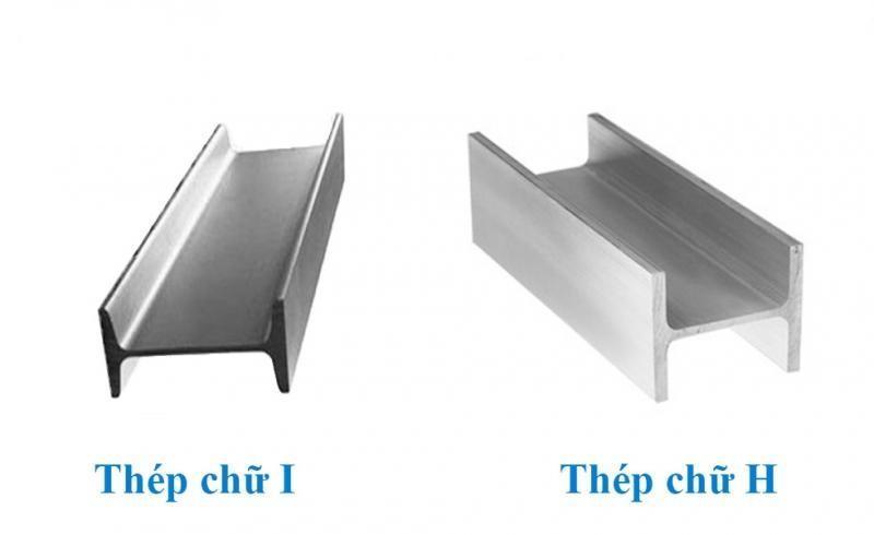 Quy trình sản xuất kết cấu thép: kiểm tra nguyên liệu đầu vào
